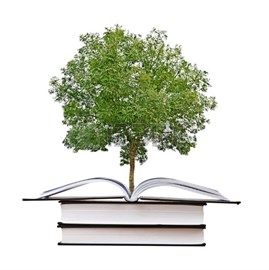 Growing Tree Book